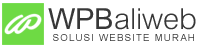 WPBaliweb – Jasa Pembuatan Website Murah di Bali – Web Design
