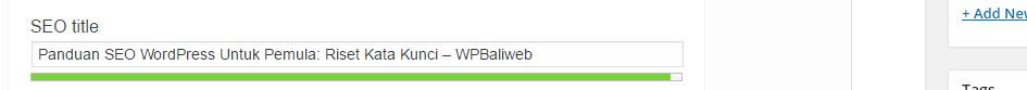 seo title wpbaliweb