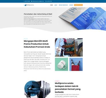 Multipromo Production Klien WPBaliweb