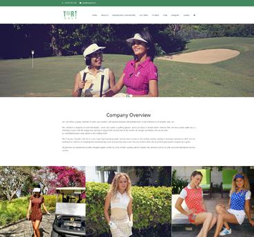 Tori Golf Klien WPBaliweb