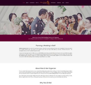 Wedding Organizer Bali Klien WPBaliweb